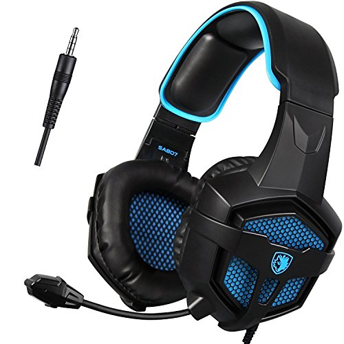 2016-SADES-SA-807-New-Released-Multi-Platform-New-Xbox-one-PS4-Gaming-Headset-Gaming-Headsets-Headphones-For-New-Xbox-one-PS4-PC-Laptop-Mac-iPad-iPod-BlackBlue-0