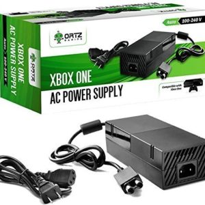Ortz-AC-Adapter-Power-Supply-Cord-for-Xbox-One-QUIET-VERSION-Best-for-Charging-Brick-Style-Great-Charger-Accessory-Kit-with-Cable-0
