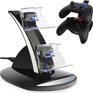 Xbox-One-Docking-Station-CBSKY-Xbox-One-Xbox-One-S-Charging-Dock-Dual-Controller-Charger-Kit-for-Xbox-One-One-S-Console-w-LED-Light-Black-0